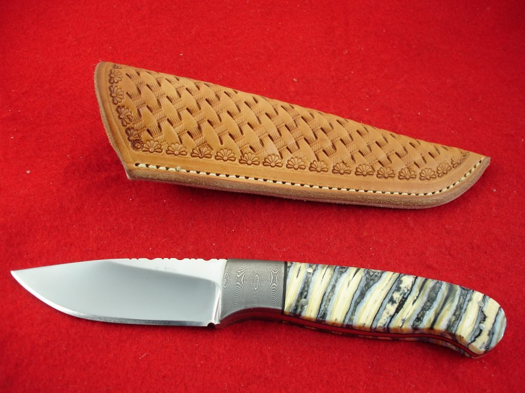 Michael E. Miller - Knife Maker